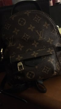 Louis Vuitton mini backpack Hamilton, L8J