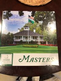 Official masters puzzle from Augusta Plymouth Meeting, 19462
