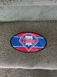 Phillies Hitch Cover