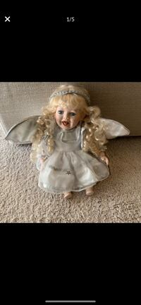Angel doll with wings, excellent condition Woodbridge, 22191