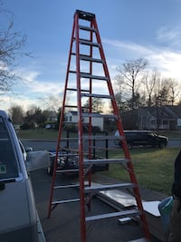 Werner ladder 12' load capacity 300 lbs. Dumfries