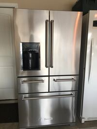 stainless steel french door refrigerator Fort Worth, 76052