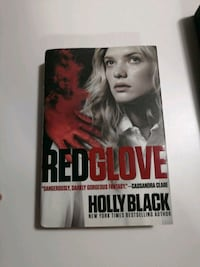 Like new - Red Glove Hardcover