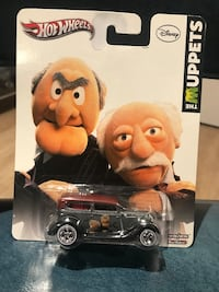 HOT WHEELS Muppets Mobile