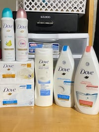 Assorted Dove Mix Bundle!! Price Firm