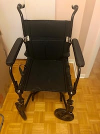 New transport chair!