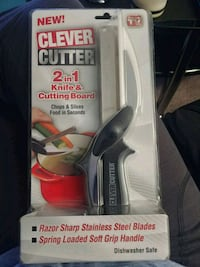 Clever Cutter 2 in 1 Reno, 89509