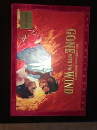 Gone with the wind 70 anniversary limited edition Toronto, M3C 1L7