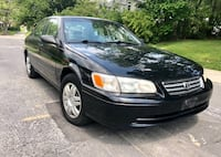 LOW MILES ' 2000 Toyota Camry Leather Sunroof Cold Ac Silver Spring