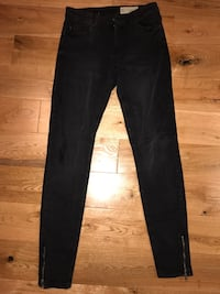 Black denim bottoms Coquitlam, V3K 3L4