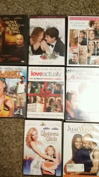 Assorted DVDS $ 2.ea ( READ more info )  Williamsport, 17701