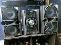 Sony Stereo System Mississauga, L5K 2C7