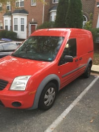 2010 Ford Transit Connect Capitol Heights
