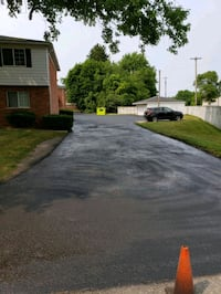 sealcoating  Redford Charter Township
