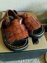 Toddler Huaraches size 3 Corona, 92881