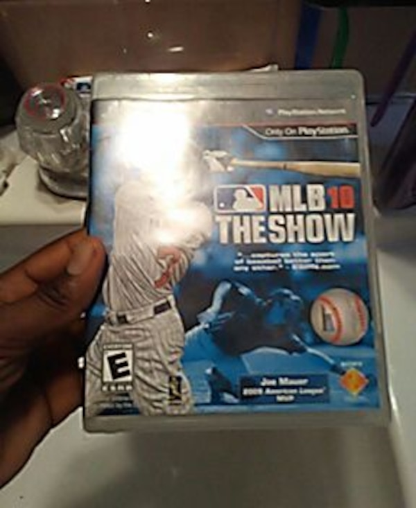 Used Ps3 Mlb The Show For Sale In Camden Letgo