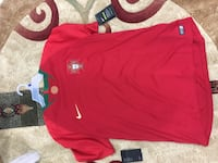 Nike Portugal Soccer Jersey  Toronto, M1P 3A6