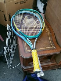 blue and green tennis racket South Lebanon, 45065