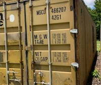 Shipping Container - prices starting at $2497 delivered
