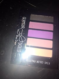 glamour dolls makeup palette Red Bank, 07701