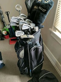 Dynocraft Plus Golf Clubs(price reduction) Seattle, 98133