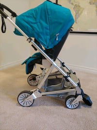 Mamas and Papas Urbo 2 Stroller (like new) Oakville, L6H 2R3