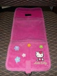 pink Hello KItty tri-fold wallet Portland, 97209