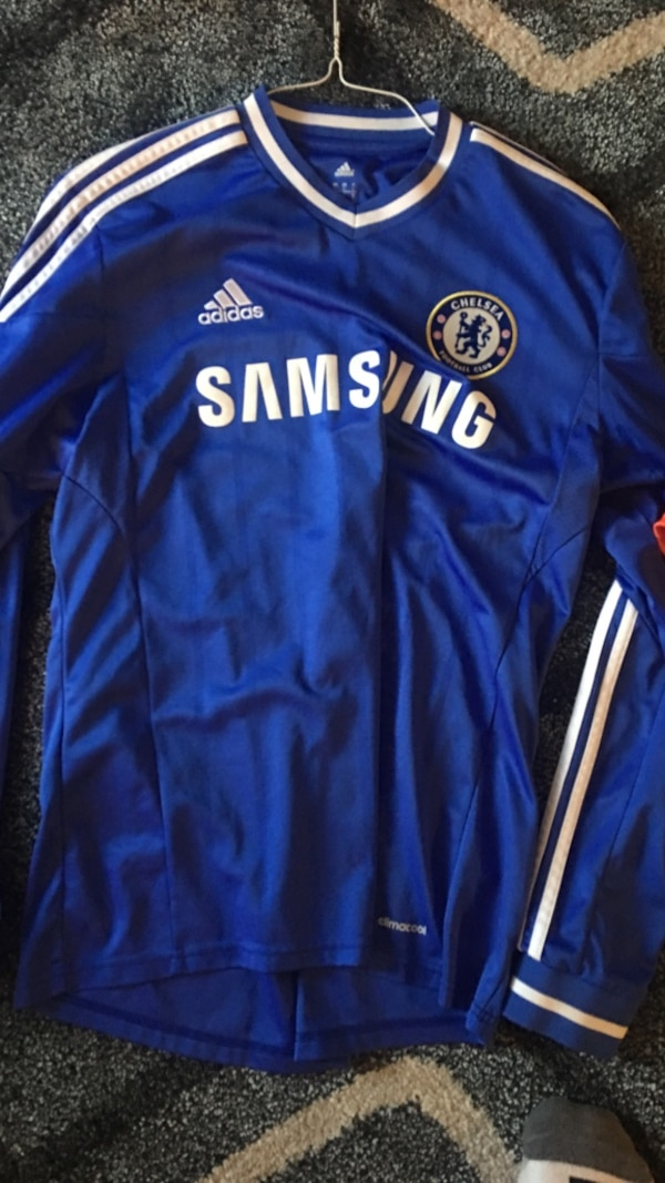 pretty nice 9e3e0 c896d Used Long sleeve authentic Chelsea jersey for sale in Austin ...