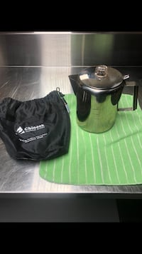 Coffee percolator  stainless steel Edmonton, T5T