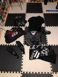 Paintball gear for sale!  Mississauga, L5M 4Z8
