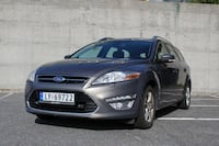 Ford - Mondeo - 2011