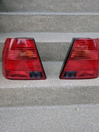 2003 VW Jetta Tail Light lens Mississauga, L5W 1B6