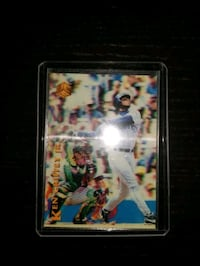 KEN GRIFFEY JR. BASEBALL CARD