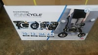Swagtron Swag Cycle folding electric scooter box Marietta, 30064