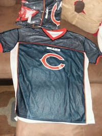 Brand new nfl Chicago bears reversible jerseys Valdosta, 31601