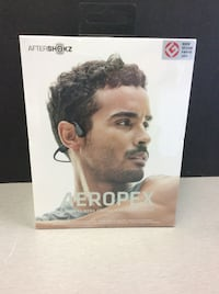 Aeropex Wireless Bone Conduction Headphones Brand New! Mississauga, L5J 1J7