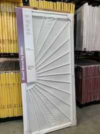 Heavy duty security door 36x80 Riverside, 92501