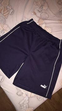 Short Puma Villetaneuse
