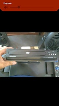 Dvd player with remote Las Vegas