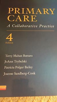 Primary Care A collacboration Practice reading book Creve Coeur, 63141