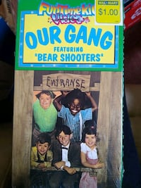 """Our Gang: """" Bear Shooters"""" VHS Germantown, 20874"""