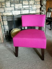 Cost Plus World Market Pink Living Room Chair Los Angeles, 91342