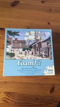 Foam Fit Puzzle. Vaughan, L4H 2X3