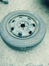 205-60-16 tire and wheel Knoxville, 37919