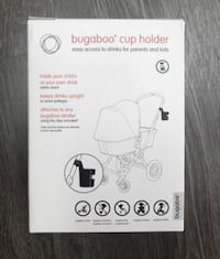 Brand new Bugaboo cup holder Toronto, M6C 3Y1