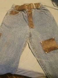 LV Jeans size 42 made in Italy
