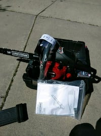 New craftsman chainsaw $160 Ogden, 84403