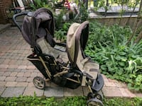 Greco Duo Glider Double stroller for sale King City, L7B 1A3