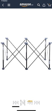Collapsible Portable Sawhorse Toronto, M9R 3S8