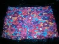 New plus size 26 floral print womens shorts Palmdale, 93550